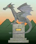 The Statue of the Unknown Dragon - Copyright (C) 1997 Laurence Mee