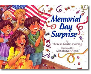 Memorial Day Surprise - Memorial Day Books for Kids